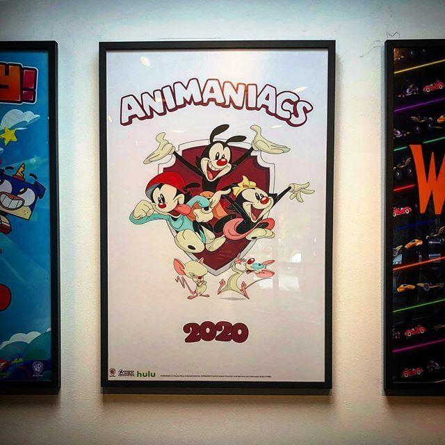 Hulu Anime List 2020.New Animaniacs 2020 Soon On Hulu Animaniacs Know Your Meme