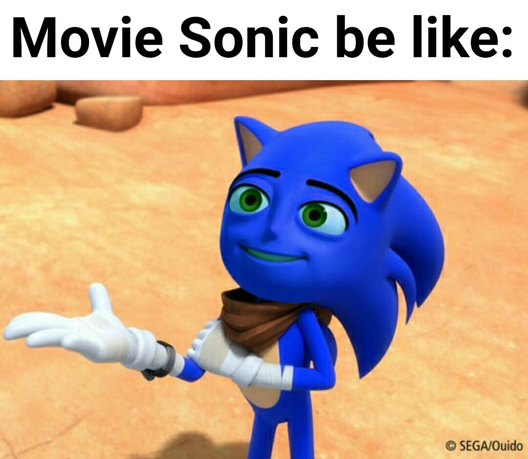 Sonic Movie 2 Gotta Bee Fast Sonic The Hedgehog 2020 Film Know Your Meme