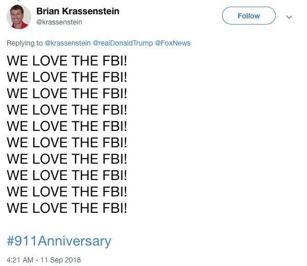 We Love The Fbi Brian And Ed Krassenstein Know Your Meme