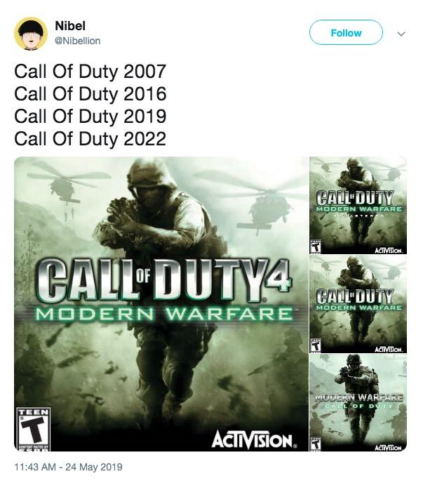 Modern Warfare Call Of Duty Know Your Meme