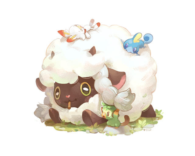 Dynamax Wooloo Wooloo Know Your Meme