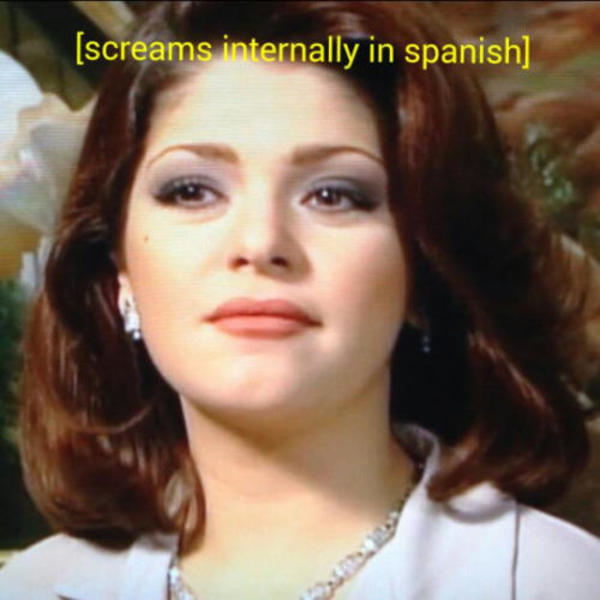 Screams Internally In Spanish Laughs In Spanish Know Your Meme