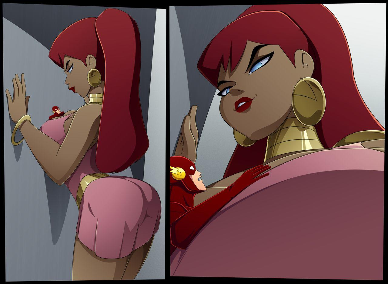 Showing xxx images for justice league unlimited giganta porn xxx