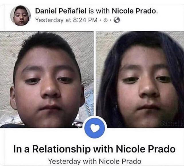 Good for him | Snapchat Gender Change Filter | Know Your Meme