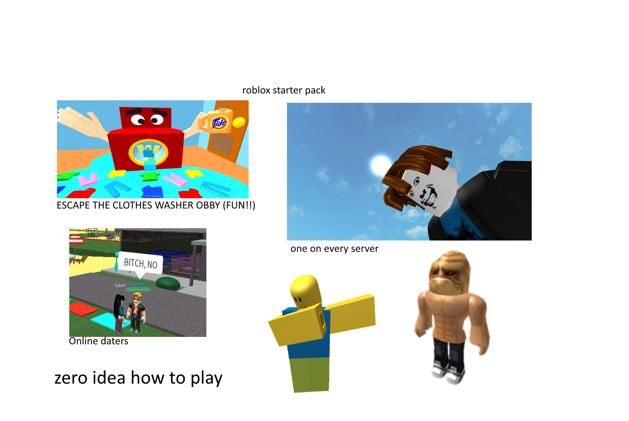 Roblox Starter Pack Rstarterpacks Starter Packs Know - escape the movie theater roblox