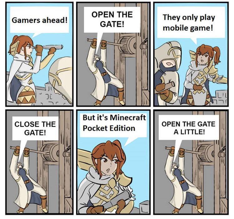 Minecraft R Dankmemes Know Your Meme