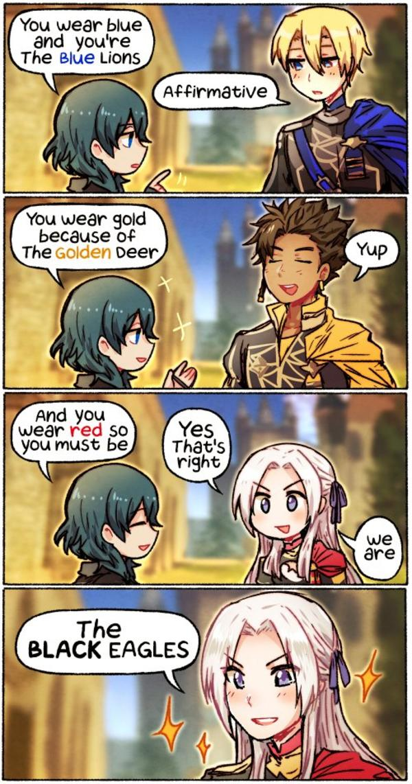 Edelgard Is Going To Be The Death Of Me Fire Emblem Three