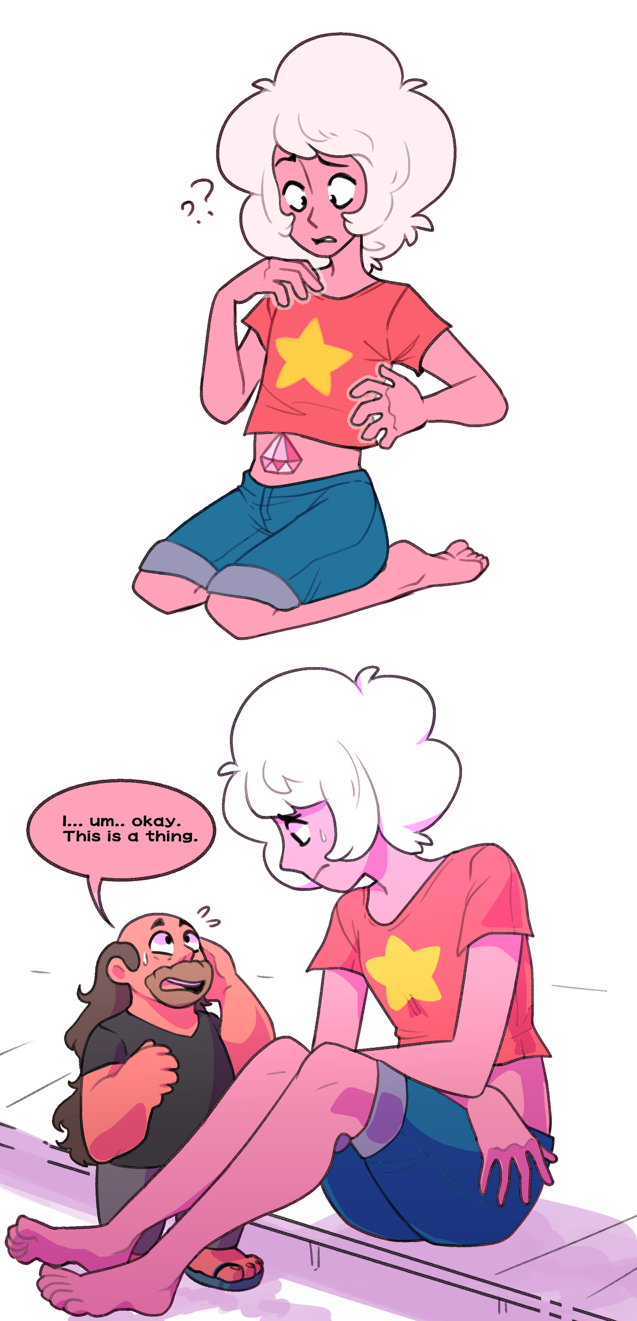 Before Change Your Mind aired I thought of an AU where