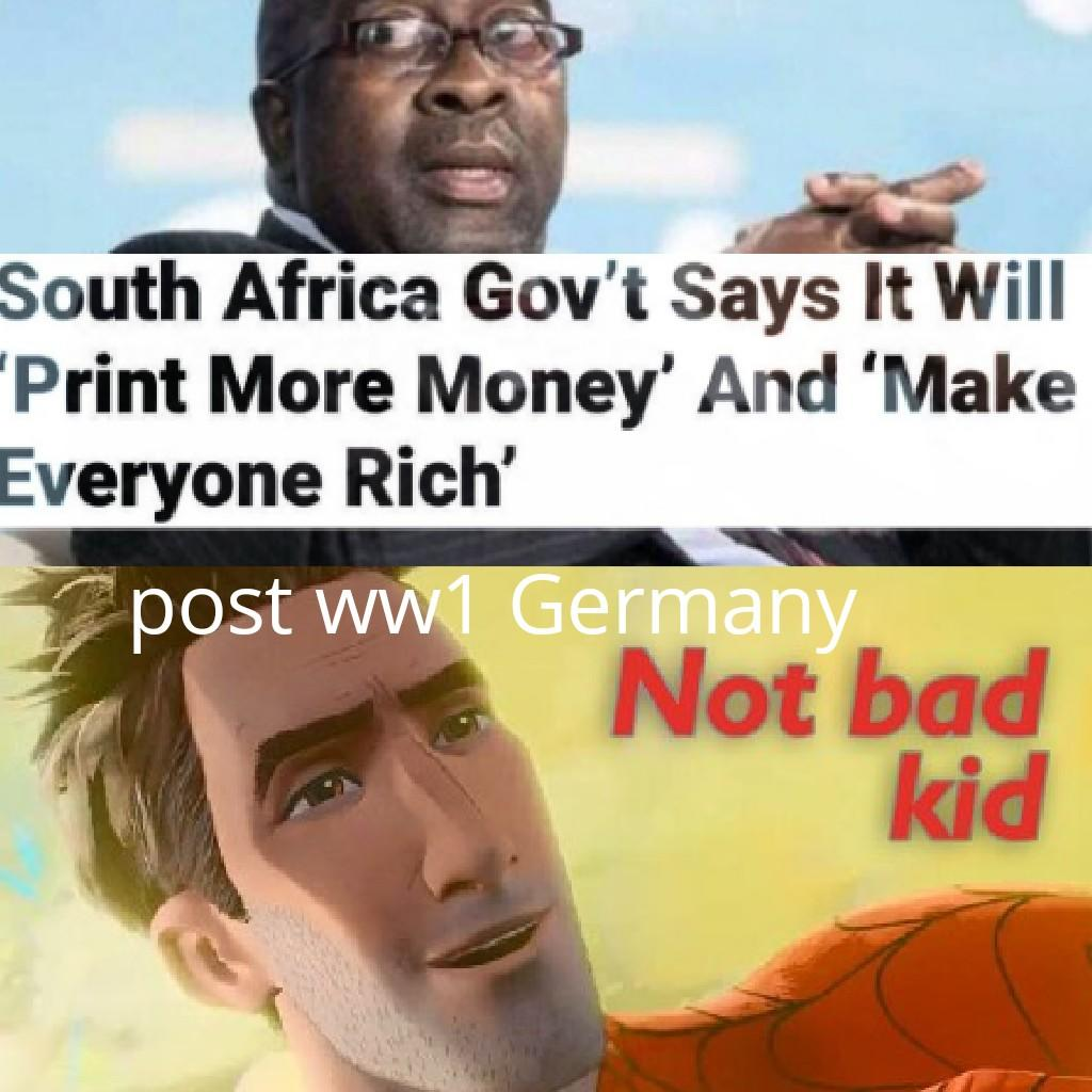 Yay Money For Everyone R Historymemes Not Bad Kid Know Your Meme If you like money meme, you might love these ideas. r historymemes not bad kid