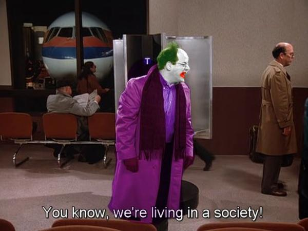 George Joker - We´re live in a Society