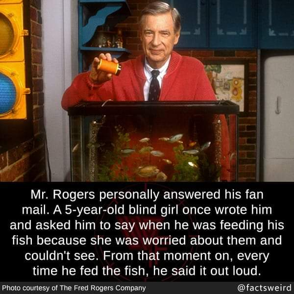 Wholesome Mr Rogers R Wholesomememes Wholesome Memes Know Your Meme