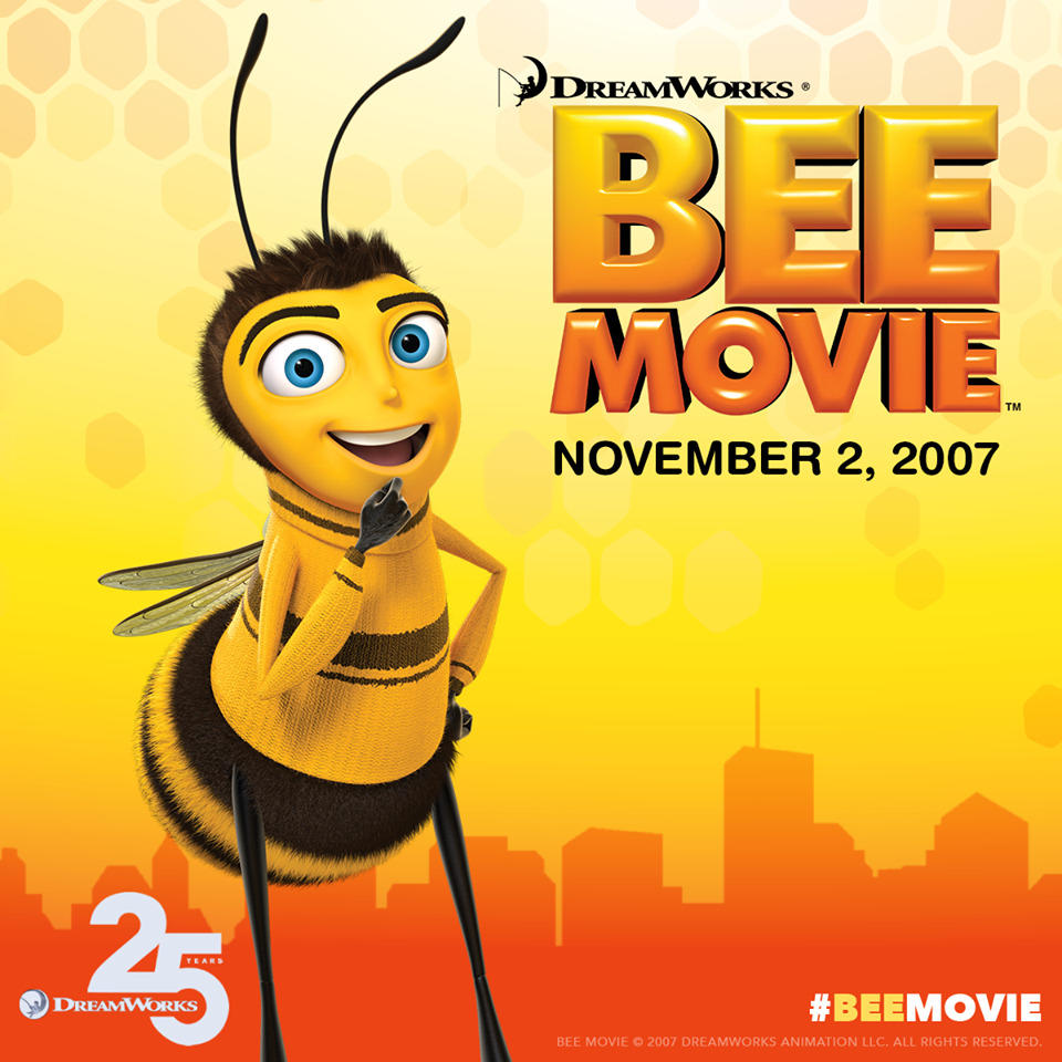 12th Anniversary Bee Movie Know Your Meme