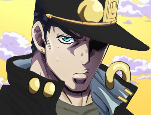Part 4 Jotaro But He S Wearing His Part 3 Outfit R