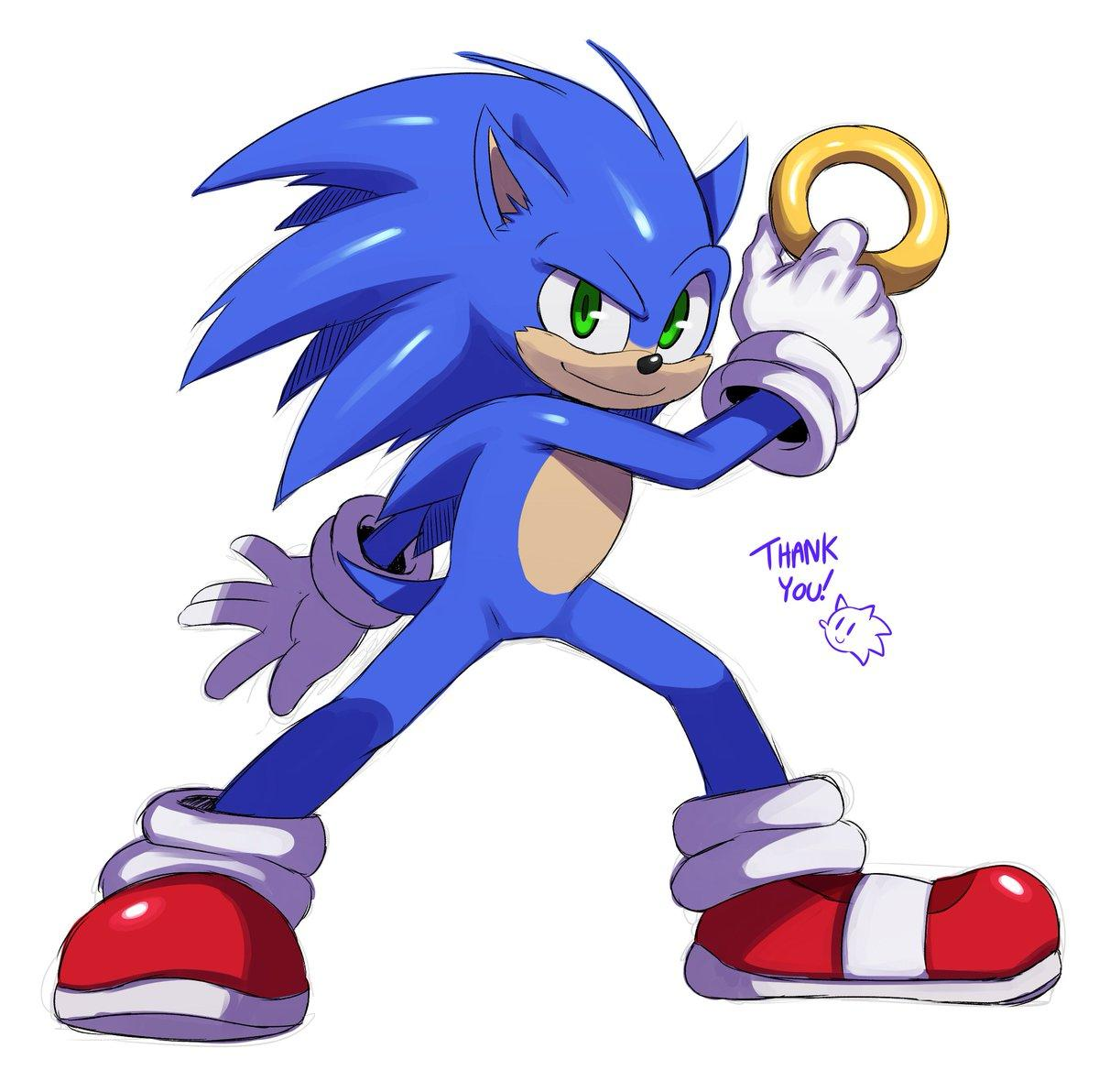 The New Design For Sonic Is Really Cool Sonic The Hedgehog 2020 Film Know Your Meme
