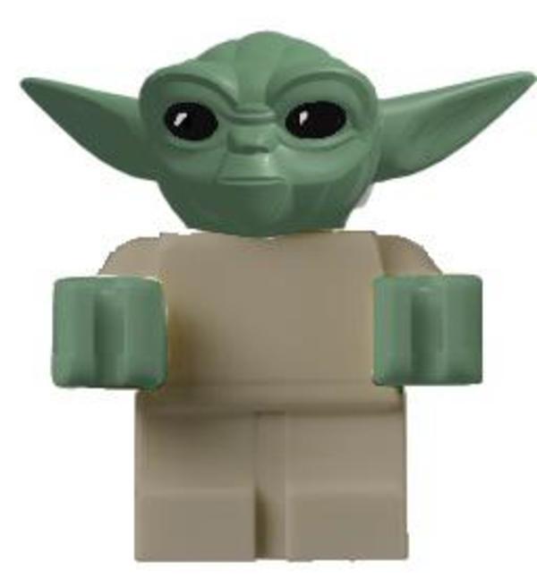 Lego Baby Yoda R Yiddle Baby Yoda Know Your Meme