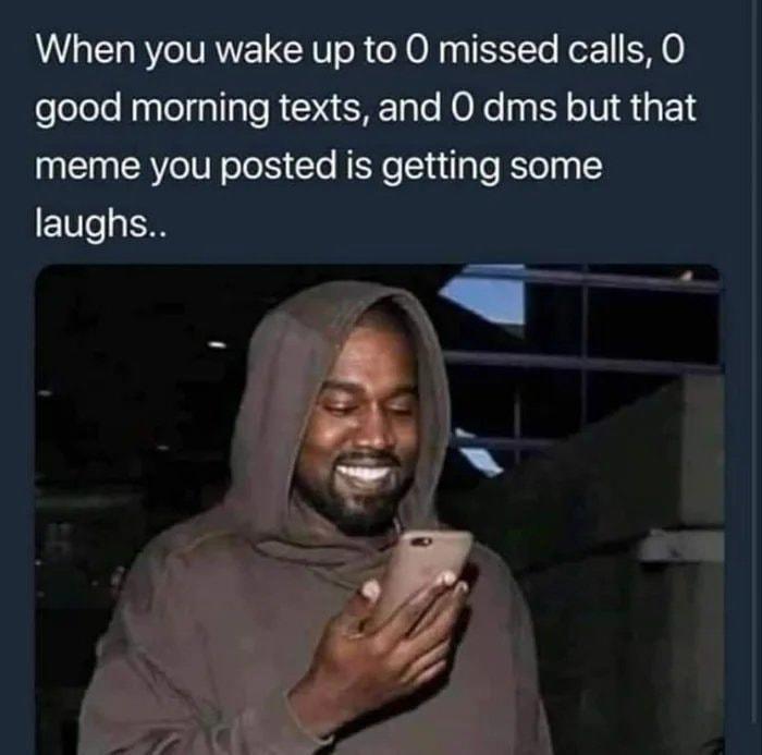 Memes Kanye Is A Mood Facebook