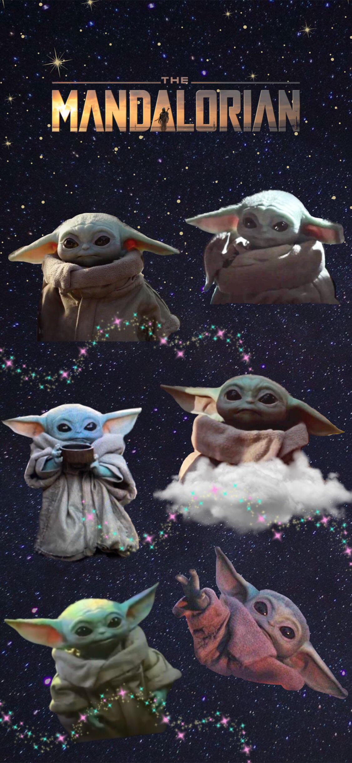 Wallpaper Lockscreen Of Baby Yoda R Babyyoda Baby Yoda Know Your Meme