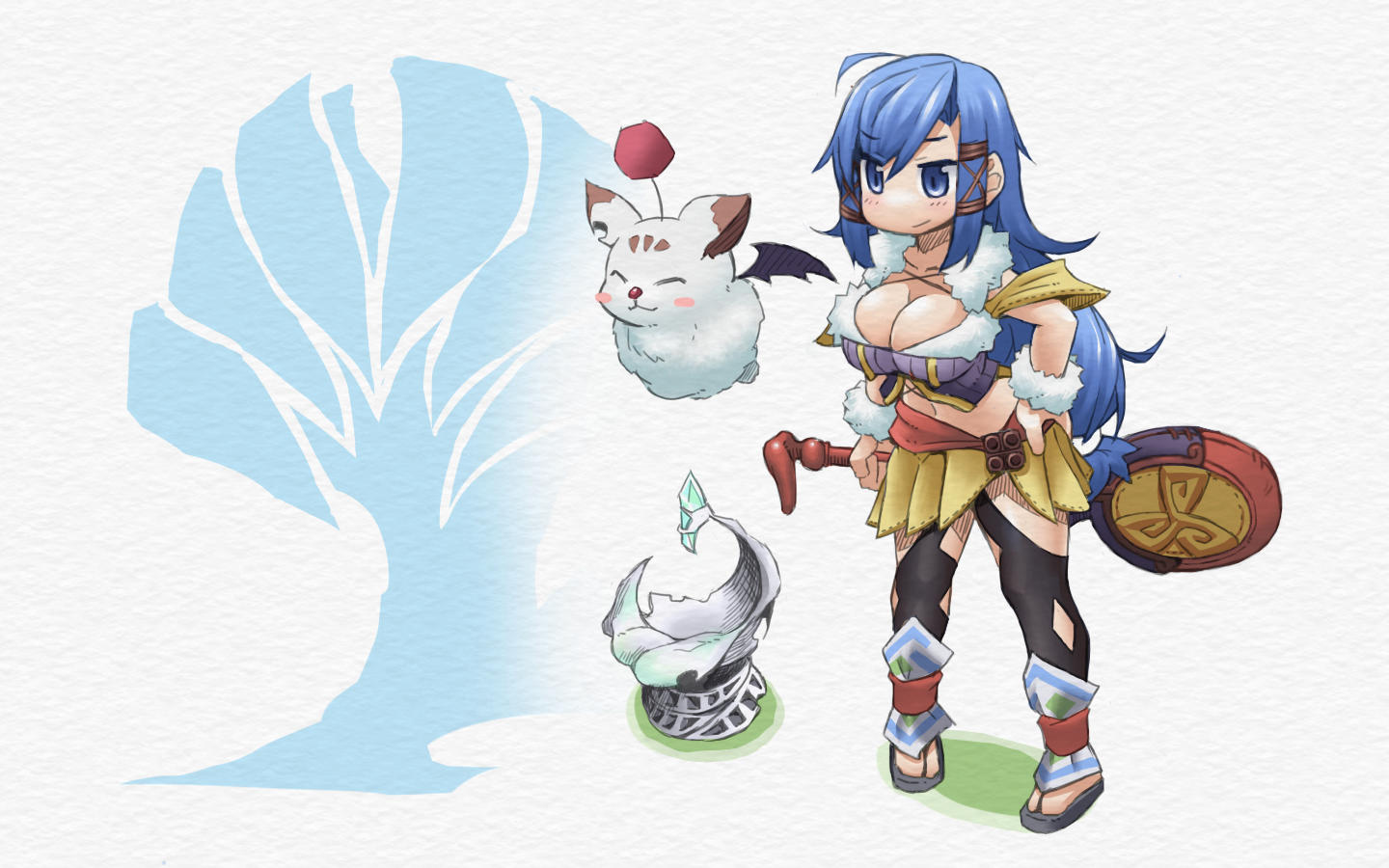 Selkie Final Fantasy Crystal Chronicles Final Fantasy Know