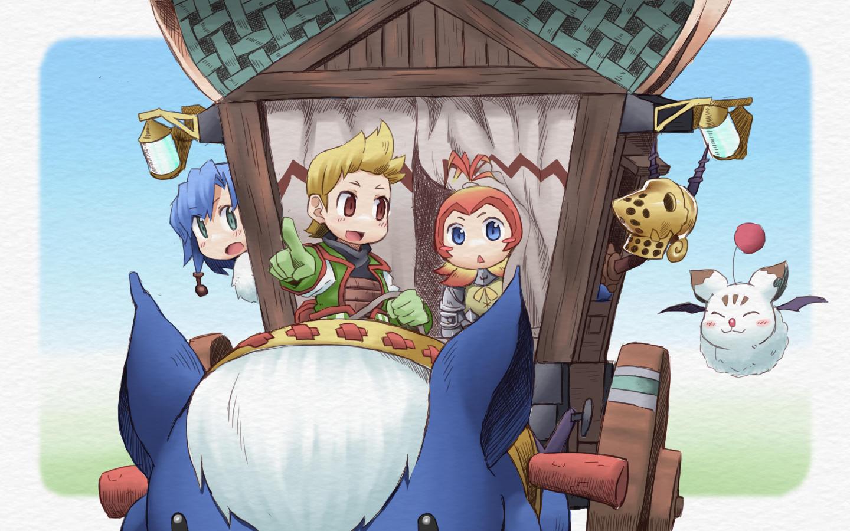 Caravan Final Fantasy Crystal Chronicles Final Fantasy Know