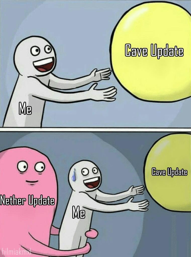 nether update minecraft memes 2020