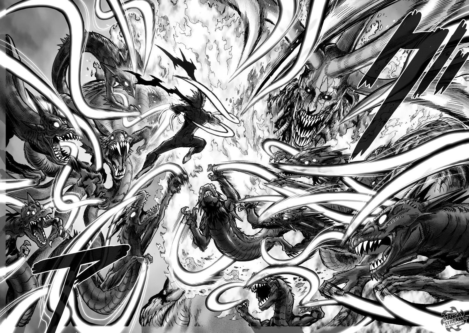 Can We All Just Agree That The Wsrsf And Wicf Are The Best If Not One Of The Best Marital Arts Style In All Of Manga Anime Visually And Effectiveness R Onepunchman