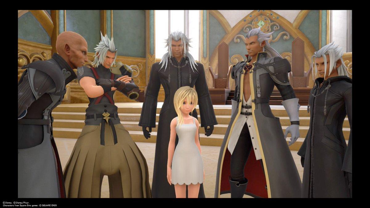 Data Greeting Was A Mistake Kingdom Hearts Iii Know Your Meme