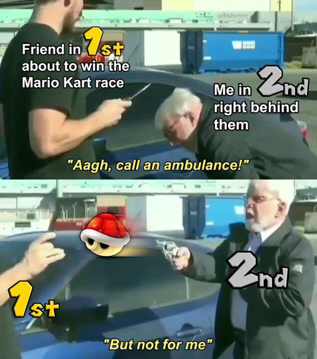Call An Ambulance But Not For Me Mario Kart Call An Ambulance But Not For Me Know Your Meme Sounds better when it's call an ambulance but still cool. call an ambulance but not for me mario