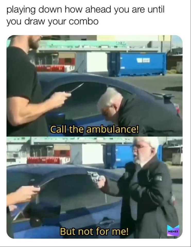 Call An Ambulance But Not For Me Mtg Call An Ambulance But Not For Me Know Your Meme The nature trouble 5 call an ambulance but not for me albion online solo pvp. call an ambulance but not for me mtg
