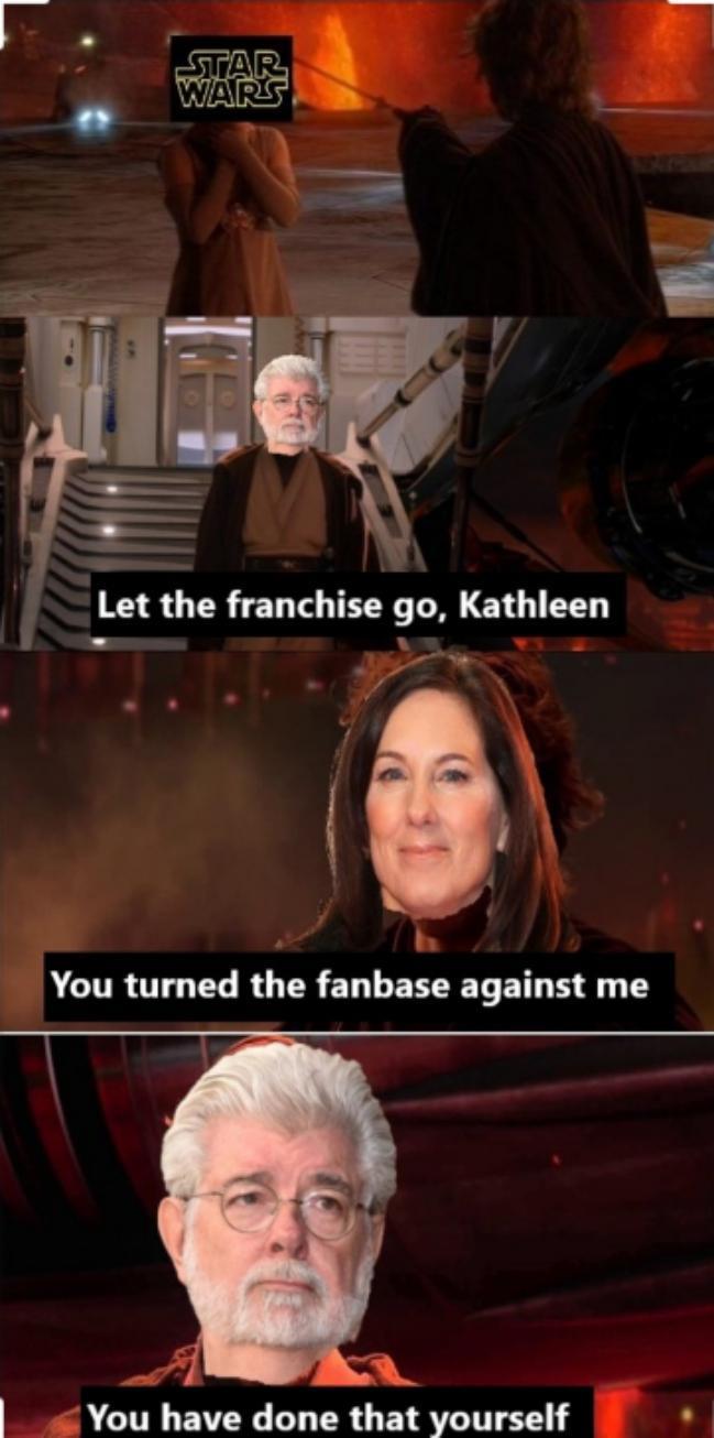 Savage Star Wars Memes Original Trilogy Vs Prequels Cbr