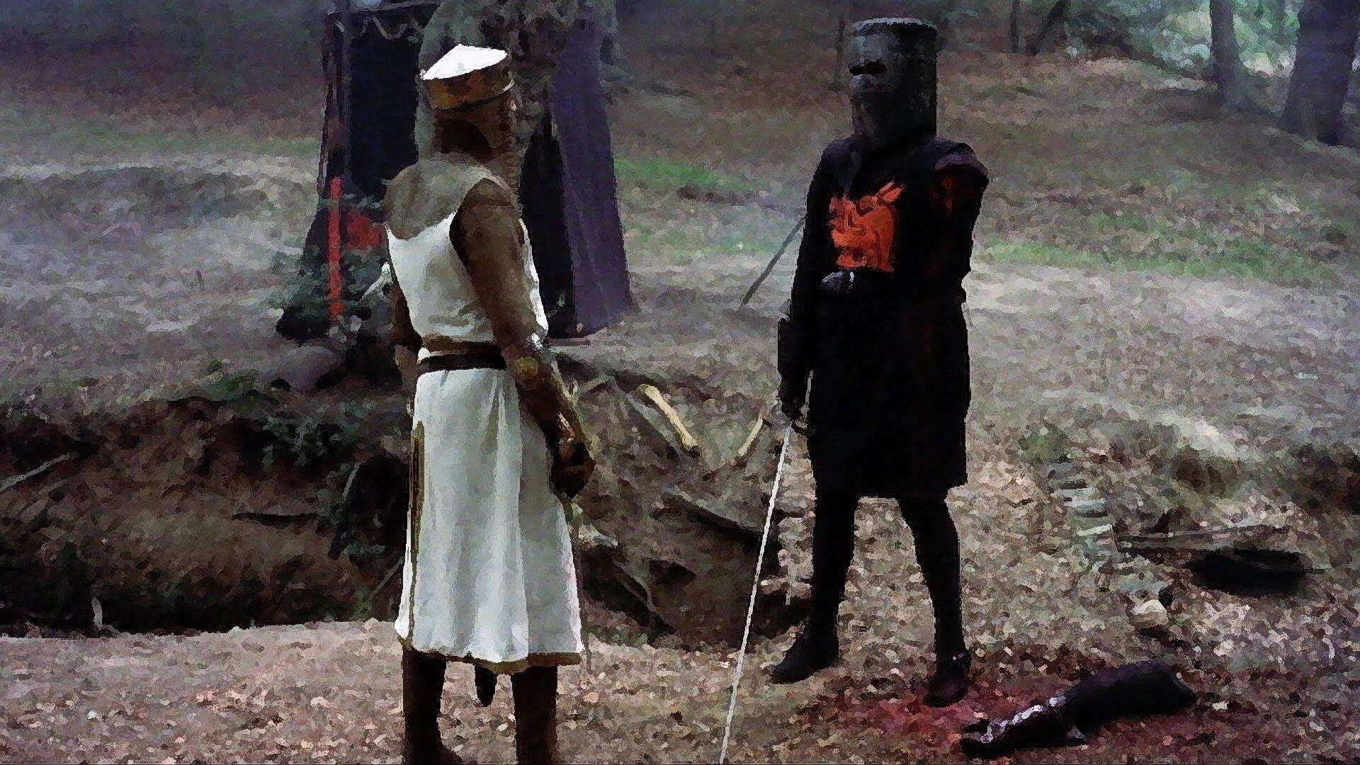 Monty Python And The Holy Grail Black Knight Monty Python And