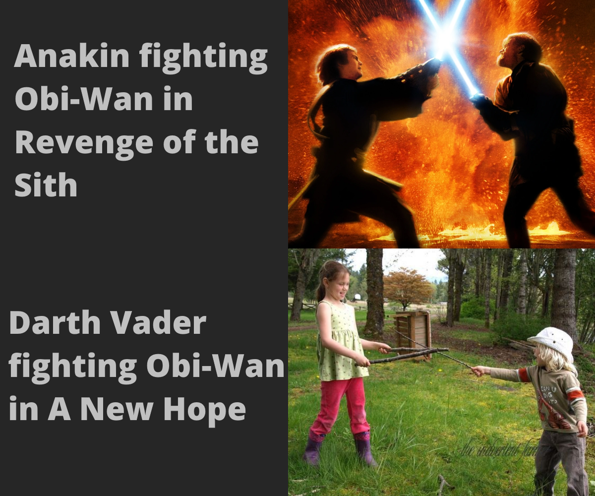 This Is The End For You My Master R Prequelmemes Prequel Memes Know Your Meme