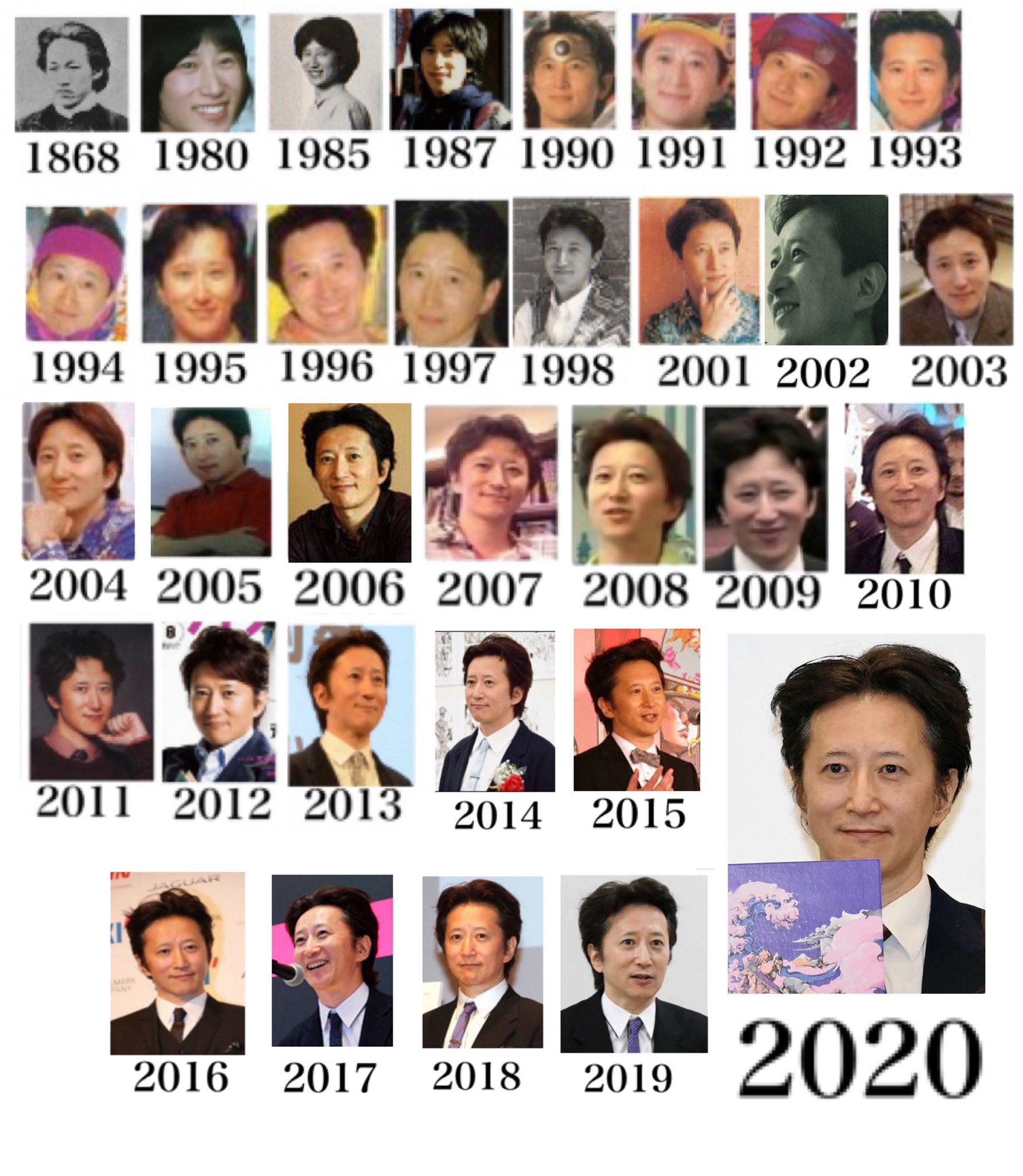 Araki the vampire, this man just doesn't want to age   /r ...