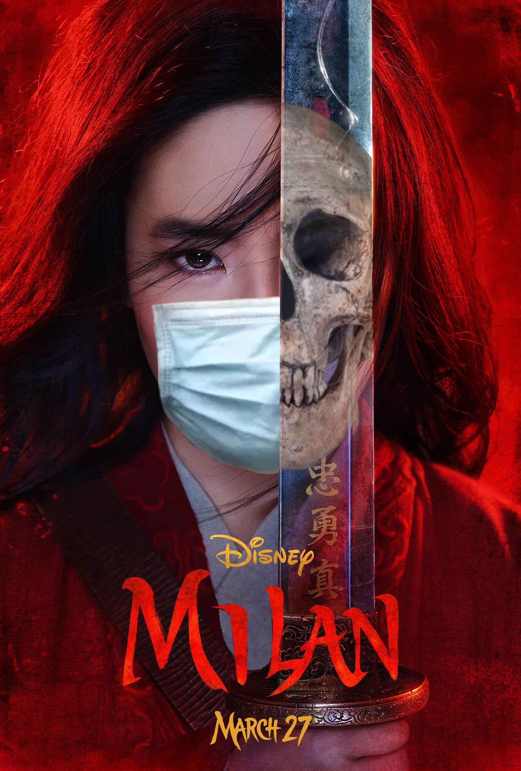Mulan has Coronavirus   /r/Sbubby
