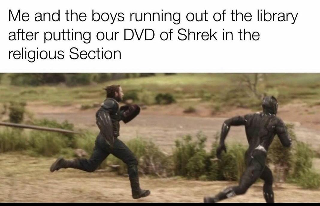 Right Where It Belongs R Pewdiepiesubmissions Shrek Know Your Meme