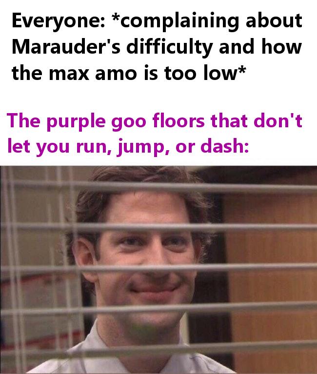 doom eternal memes marauder