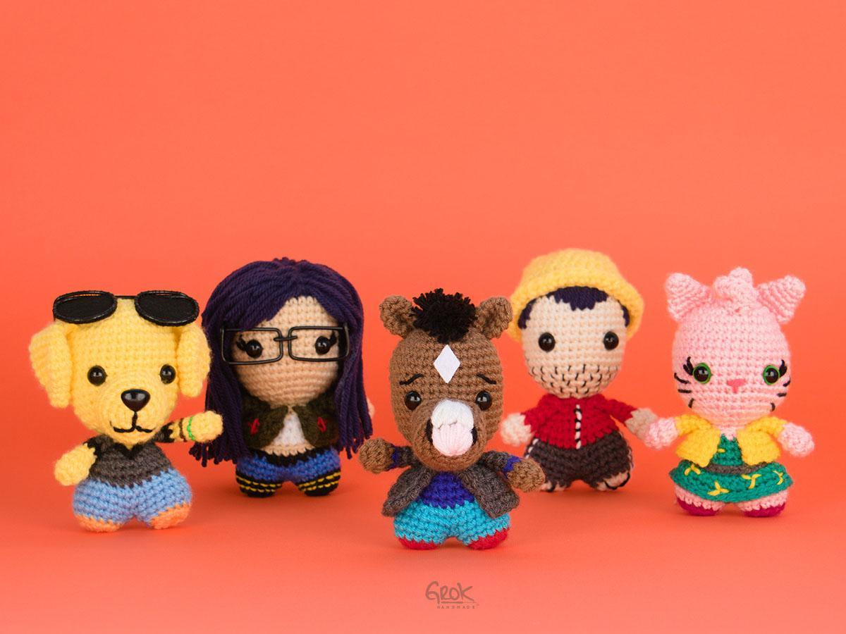 Pattern: Monkey: Here Here   Crochet   Handicrafts   Free 30-day ...   900x1200
