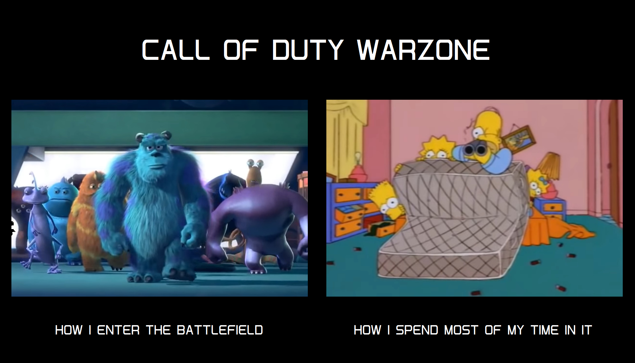 Warzone Call Of Duty Know Your Meme