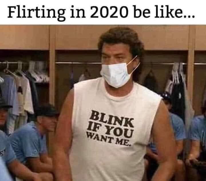 Meme flirt Pick Up