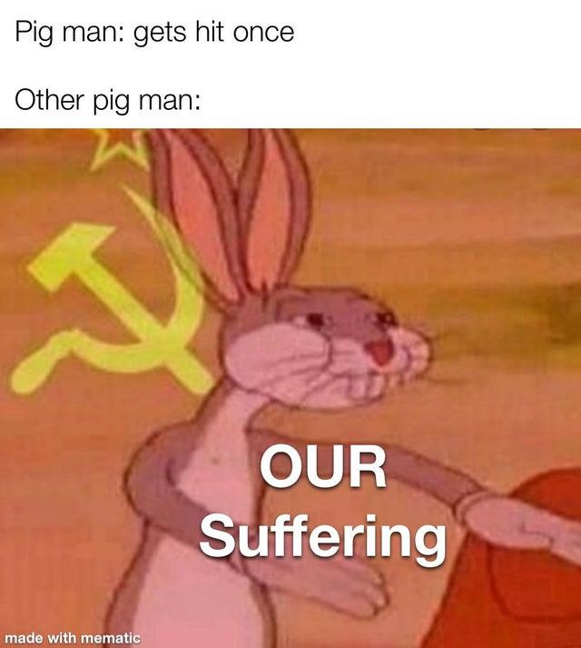 C O M M U N I S M Communist Bugs Bunny Know Your Meme