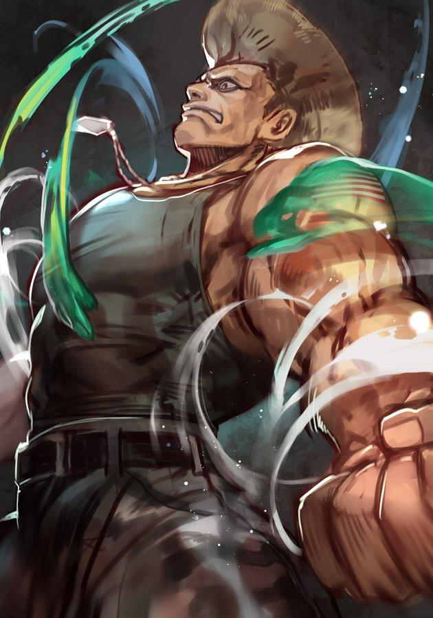 Guile Made By Hankuri Street Fighter Know Your Meme