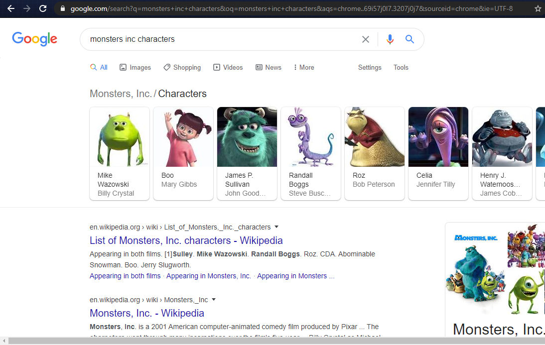 We Did It Reddit Mike Wazowski Sulley Face Swap Know Your Meme