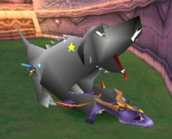 Spyro the Dragon | 9da