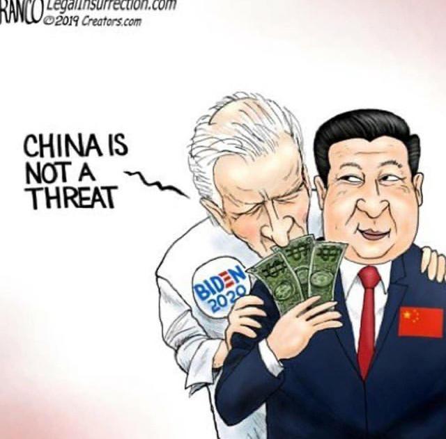 Beijing Biden | Creepy Joe Biden | Know Your Meme