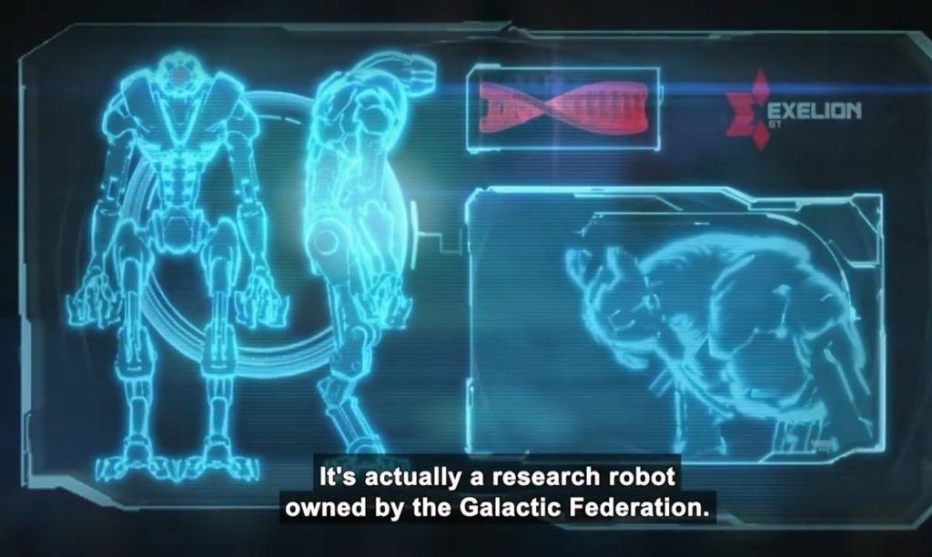 E.M.M.I blueprints   Metroid Dread   Know Your Meme