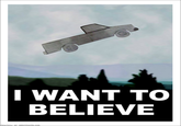WANT TO BELIEVE Dana Scully Airplane Aircraft