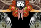 OMEGA PAPYRUS   Omega Flowey Edits   Know Your Meme