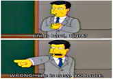 I Stink Speech Bubble | The Simpsons | Know Your Meme