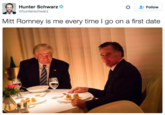 Trumpromney Dinner Photo Know Your Meme