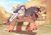 Pokemon Moon Route 6