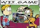 Why Do They Call It Oven When You Of In The Cold Food Of Out Hot Eat The Food Garfield Know Your Meme